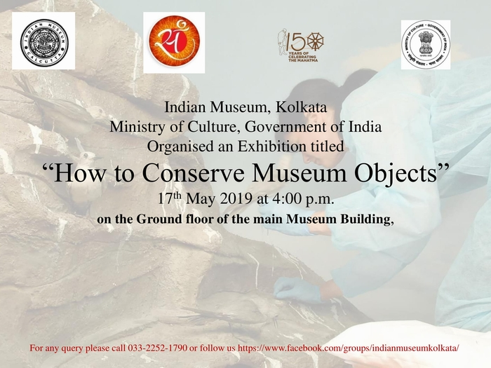 Exhibition on How to Conserve the Objects