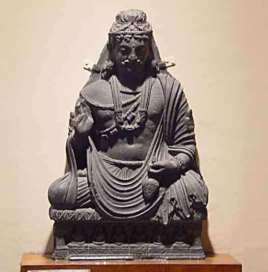 There is no image in Gandhara Gallery